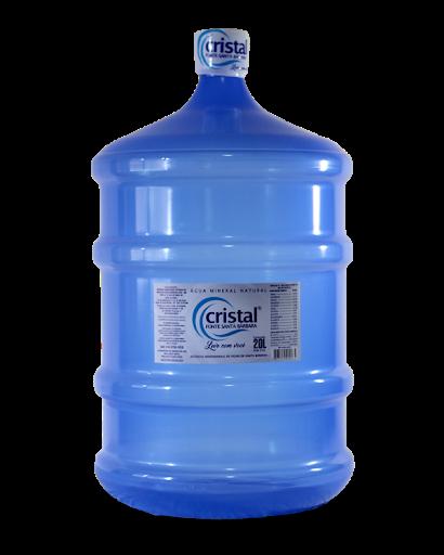 Água Mineral Gotas de Cristal C/ Botijão 20L